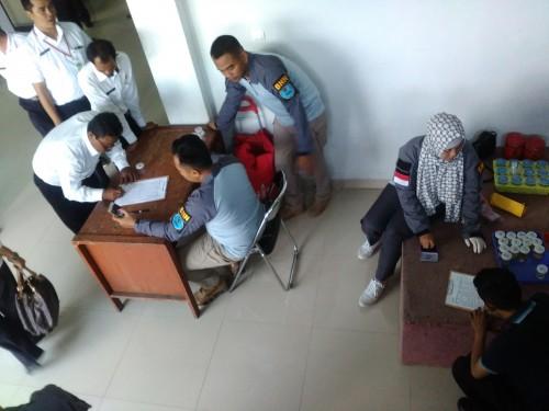 Tes Urin Pegawai ASN di Lingkup Kecamatan Ciawi